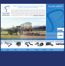 Sujan Group Website